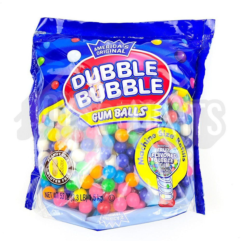 Dubble Bubble Bubblegum Bag 1.5kg