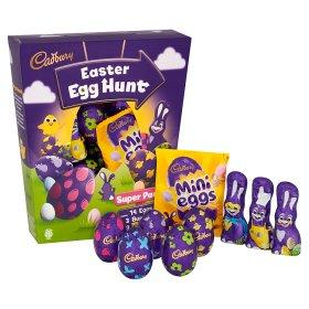 Cadbury Easter Egg Hunt Super Pack