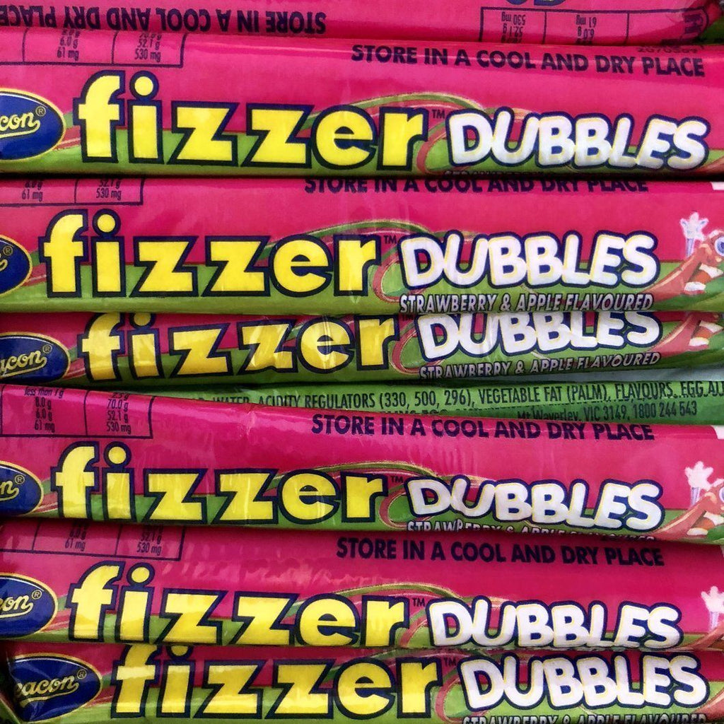 Fizzer Dubbles Strawberry & Apple
