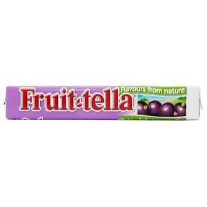 Fruit-tella Blackcurrant Stick 41g
