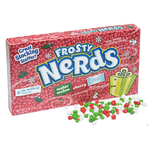 Wonka Frosty Nerds Theatre