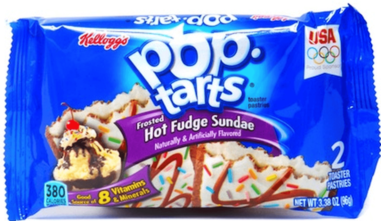 Pop Tarts Hot Fudge Sundae 2 Pack