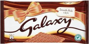 Galaxy Smooth Milk Bar 360g