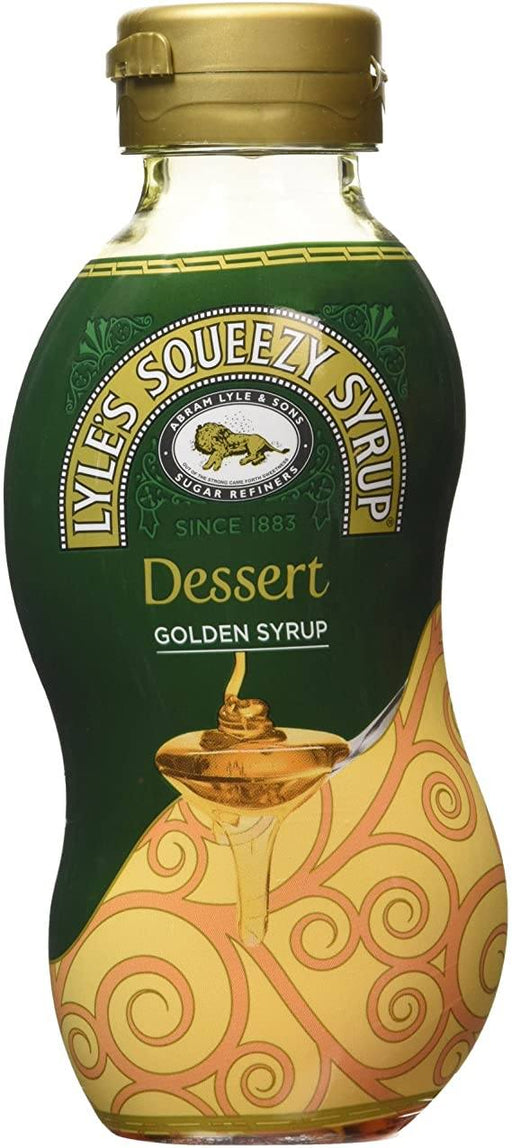 Lyles Squeezy Golden Syrup 325g