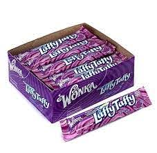 Wonka Laffy Taffy Grape Bulk