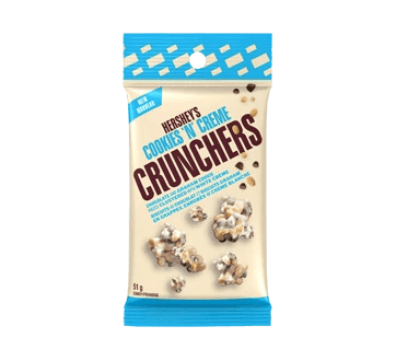 Hershey's Cookies 'N' Cream Crunchers 51g