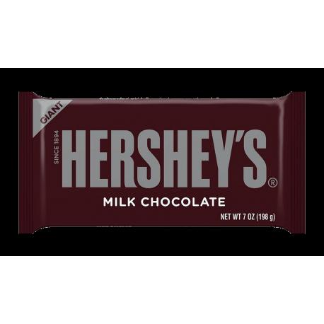 Hersheys Milk Giant Bar 198g