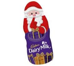 Cadbury Hollow Santa Bulk