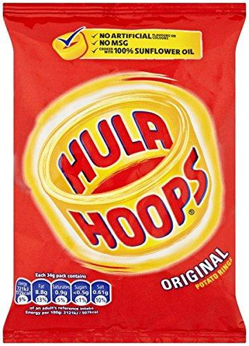Hula Hoops Original Bulk Small