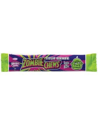 Zombie Chews Sour Grape