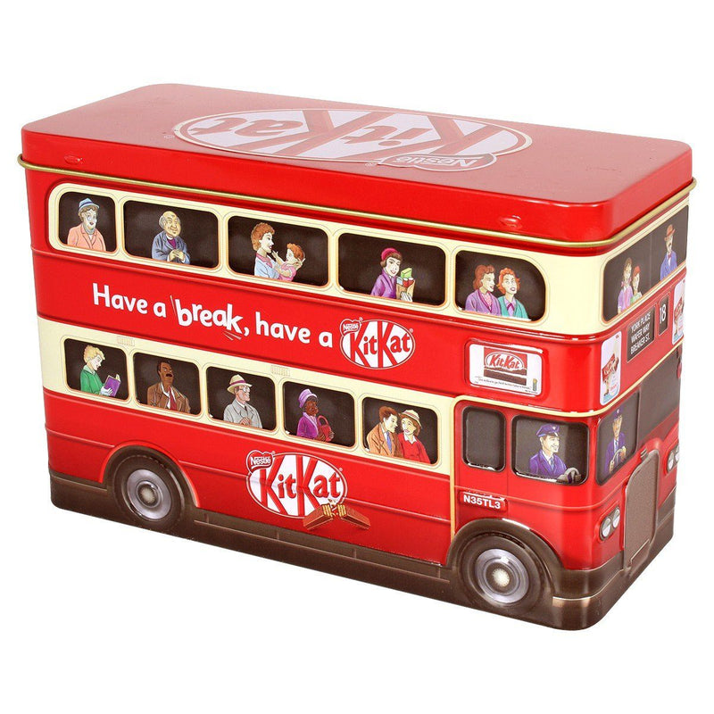Nestle Kit Kat Bus Tin 326g