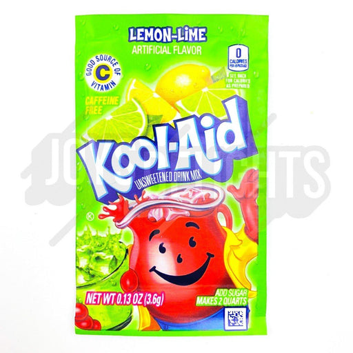 Kool Aid Lemon Lime Sachet