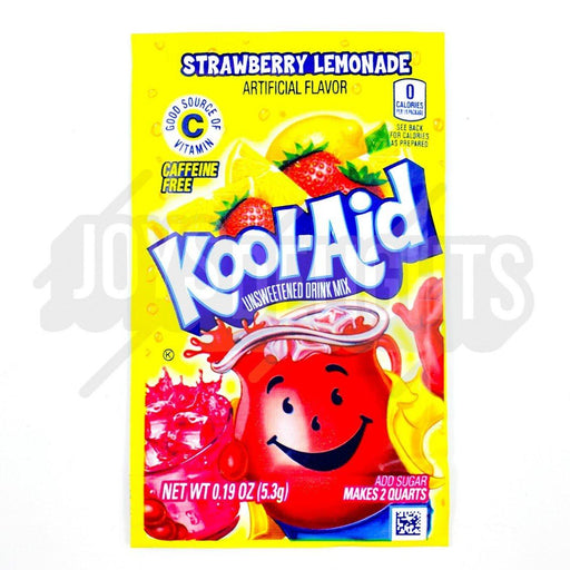 Kool Aid Soarin' Strawberry Lemonade Sachet