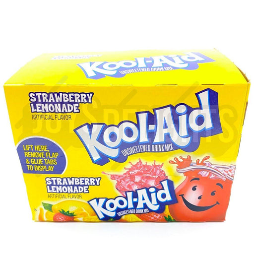 Kool Aid Soarin' Strawberry Lemonade Sachet Bulk