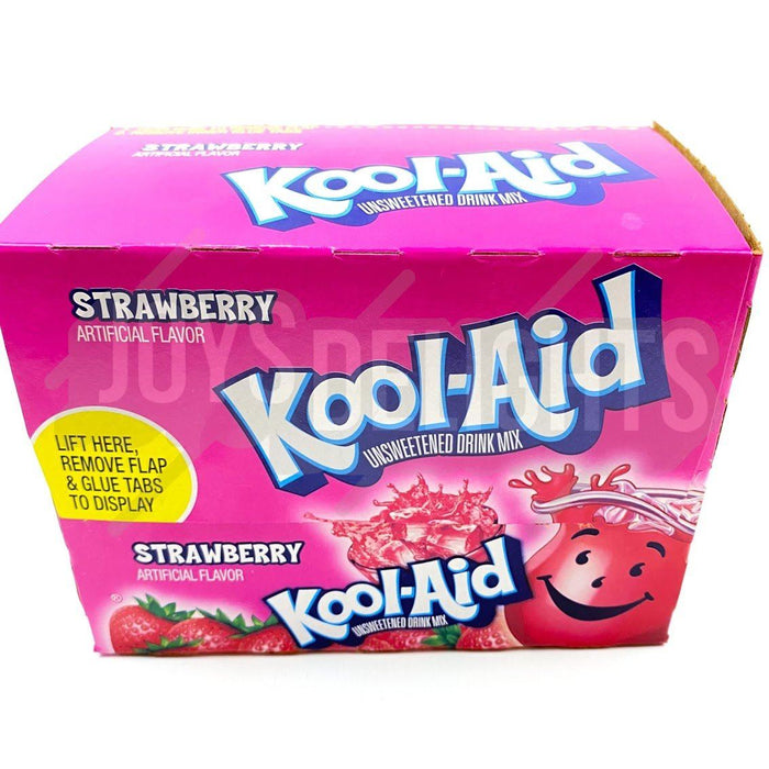 Kool Aid Strawberry Sachet Bulk