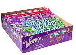 Wonka Laffy Taffy Assorted Bulk