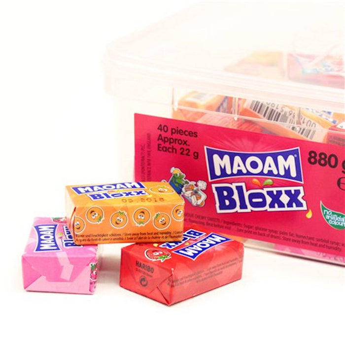 Maoam Mini Fruit Chew Bulk