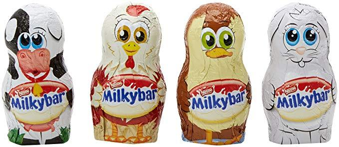 Milkybar Farmyard Friends 19.5g