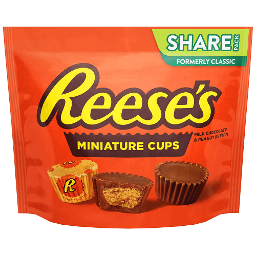 Reese's Mini Cups 215g Bulk