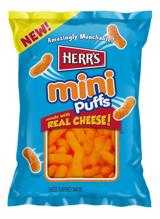 Herrs Mini Puffs