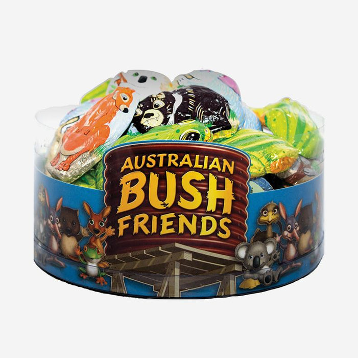 Bush Friends Milk Choc Single