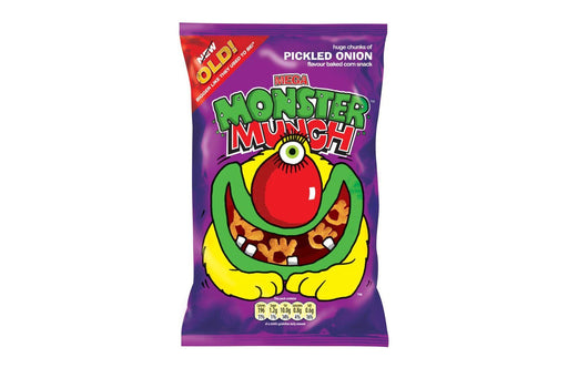 Monster Munch Pickled Onion
