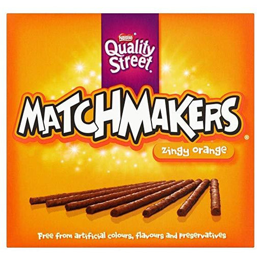 Quality Street Matchmakers Zesty Orange