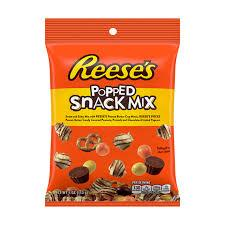 Reeses Popped Snack Mix 113g Bulk