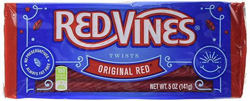 Red Vines Original Red Tray 141g