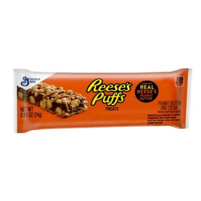 Reeses Puffs Treat Bar