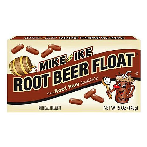 Mike & Ike Root Beer Float