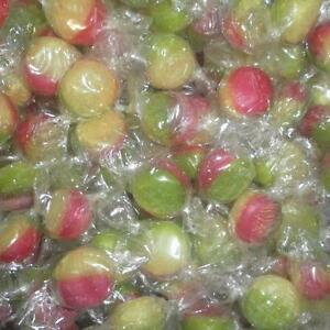 Tilleys Wrapped Rosey Apples 100g