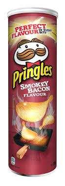 Pringles Smoky Bacon