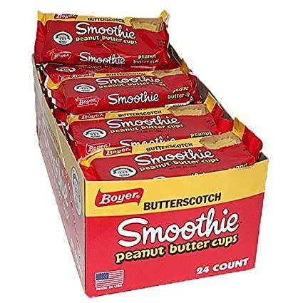 Butterscotch Smoothie Peanut Butter Cups 2 Pack Bulk