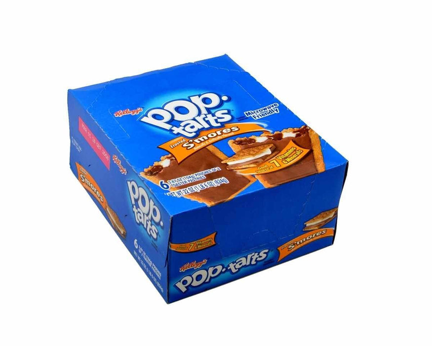 Pop Tarts Smores 2 Pack Bulk