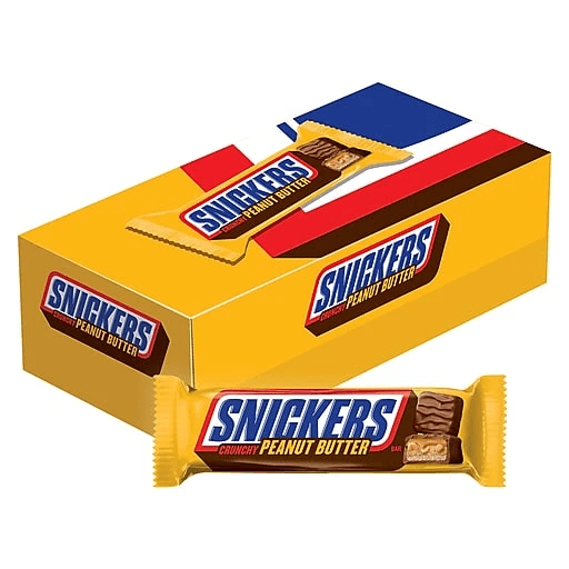Snickers Peanut Butter Squared Bulk