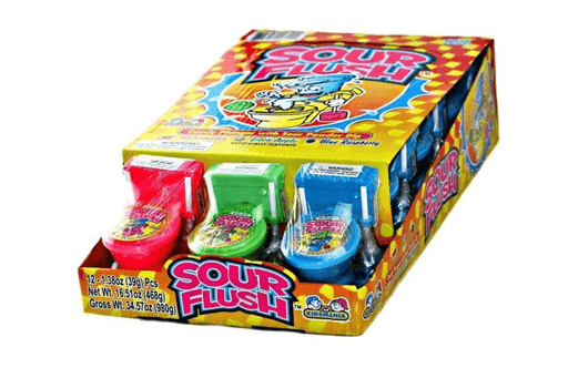 Sour Flush Box
