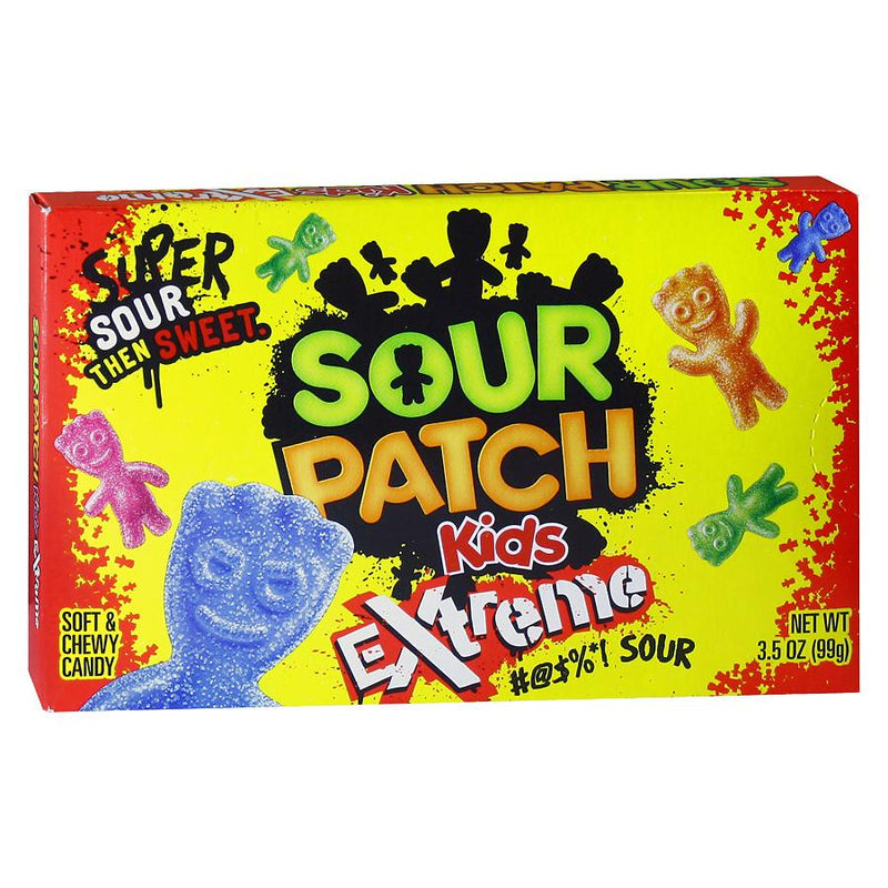 Sour Patch Kids Extreme Theatre