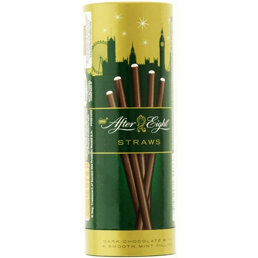 After Eight Mints Straws 110g