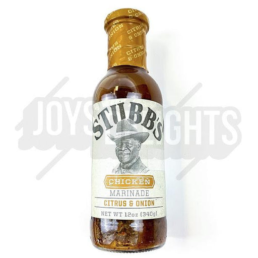 Stubbs Chicken Marinade 340g