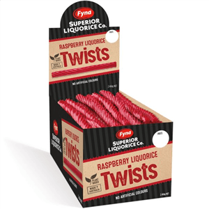 Superior Red Licorice Twists