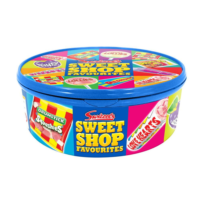 Swizzels Sweet Shop Favourites Tub 750g