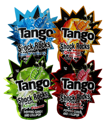 Tango Shock Rocks Single
