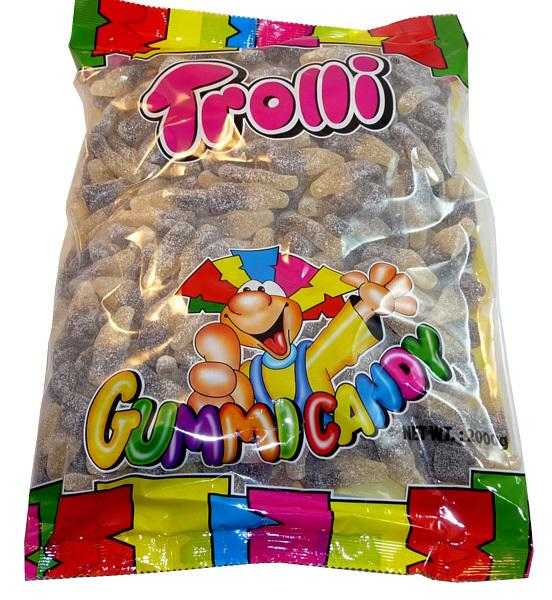 Trolli Sour Cola Bottles
