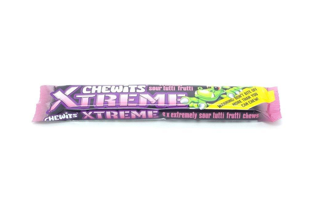 Chewits Xtremes Sour Tutti Fruiti