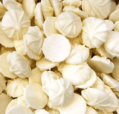 White Chocolate Buds