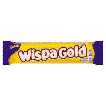 Wispa Gold Bar Box