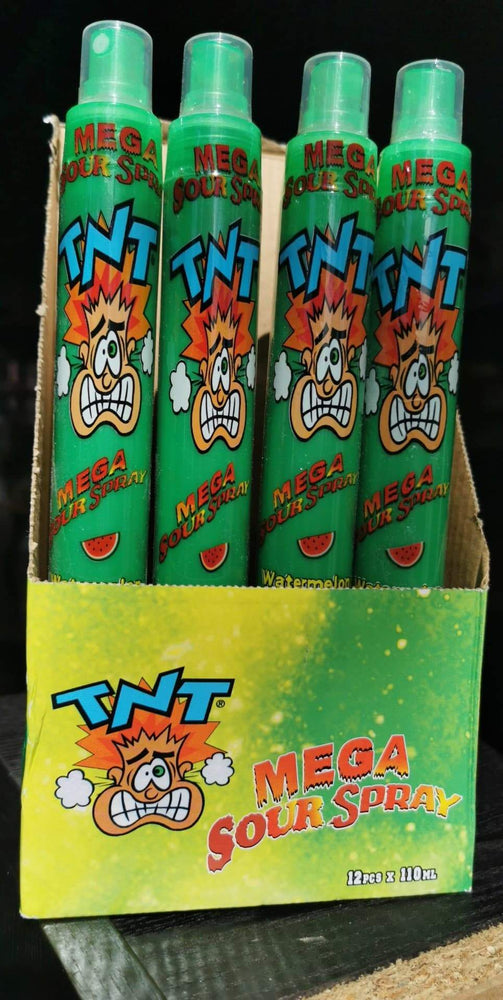 TNT Sour Spray Watermelon Single