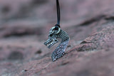 Drakkar Pendant Sterling Silver Unique Viking Ship Necklace - Viking-Handmade