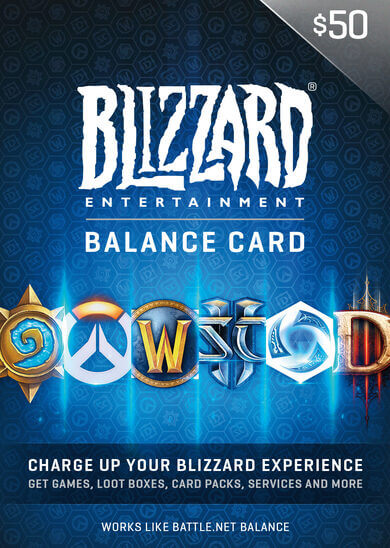 BLIZZARD EXPERIENCE